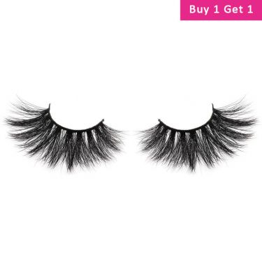 NYC | MINK 6D LASHES 25MM