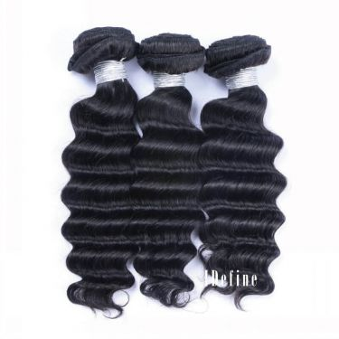 3 Bundles Tropic Deep Wave Human Virgin Hair