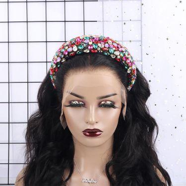 IDefine Deluxe Diamond Colorful Headband