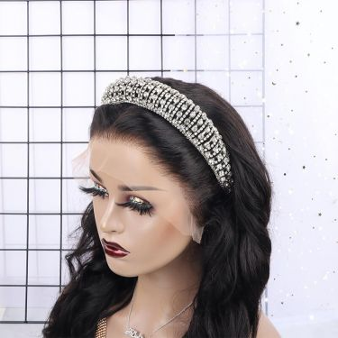 IDefine Pure Crystal Headband