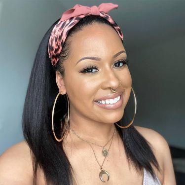Easy Install Put On & Go Headband Wig 150% Density Human Hair Straight