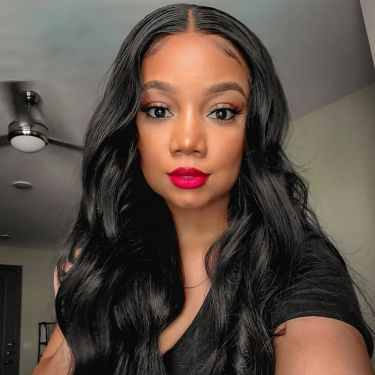 Natural Hairline SOFT WAVE Invisible Swiss Lace 180% Density 13*6 Lace Frontal Wig Body Wave